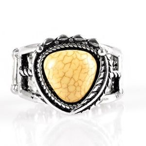 CLIFF CLIMBER YELLOW RING